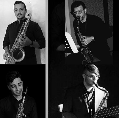 Arya Saxophone quartet